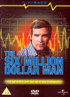 Tv Series - Six Million Dollar Man 2