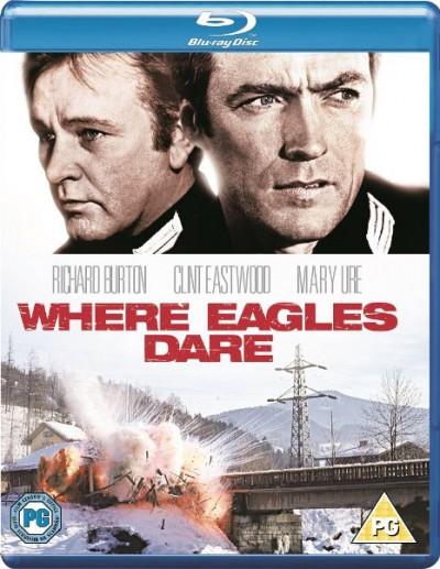 Movie - Where Eagles Dare