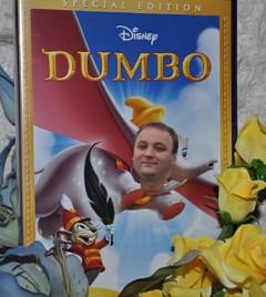 Cartoon - Dumbo  Se  2010
