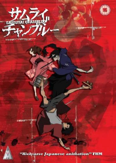 Animation - Samurai Champloo  ..