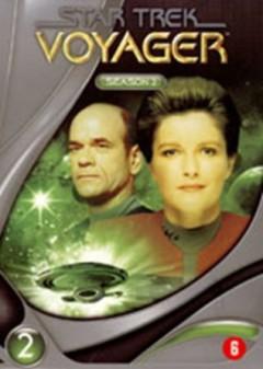 Tv Series - Star Trek Voyager 2  6 Dvd