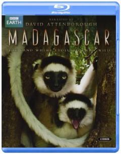 Tv Series/Bbc Earth - Madagascar