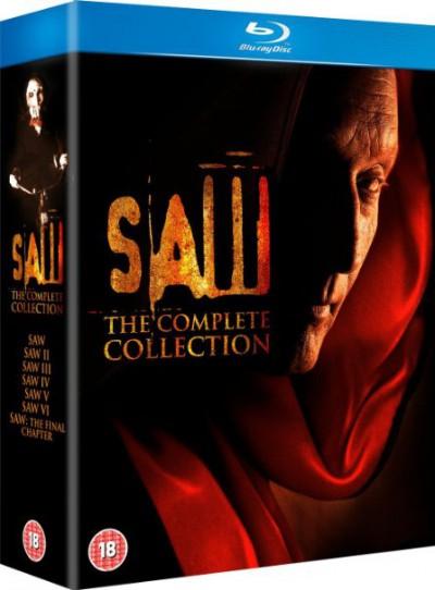Movie - Saw 1 7 Boxset