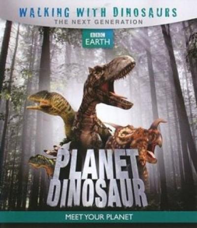 Tv Series/Bbc - Planet Dinosaur