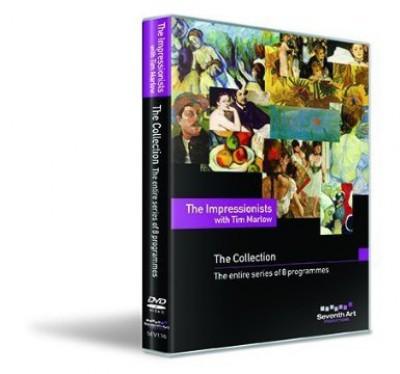Documentary - Impressionists With Tim..