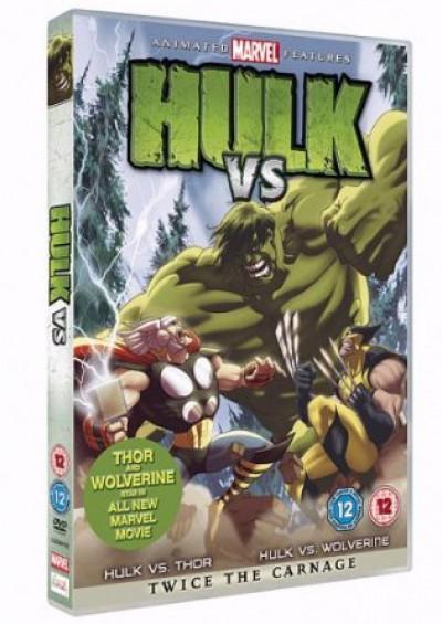 Animation - Hulk Vs. Wolverine /..