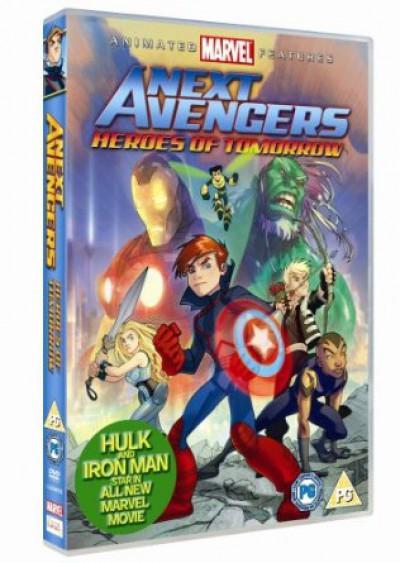 Animation - Next Avengers