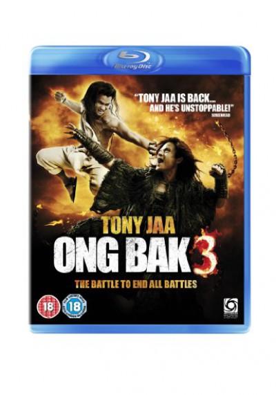 Movie - Ong Bak 3