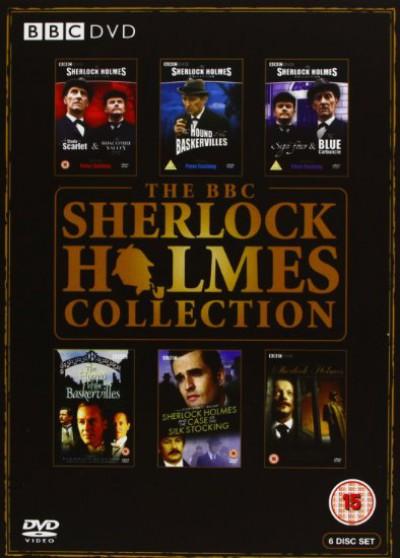 Tv Series - Sherlock Holmes The Bbc..