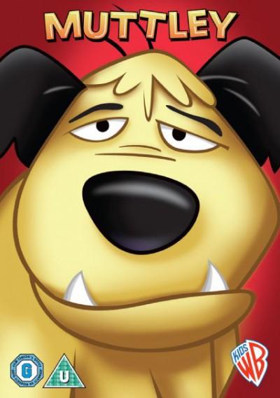 Animation - Wacky Races: Mutley And..