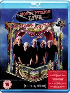 Monty Python - LIVE (MOSTLY)-ONE DOWN FI