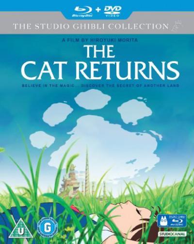 Anime - CAT RETURNS