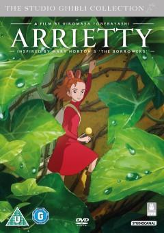 Anime - ARRIETTY