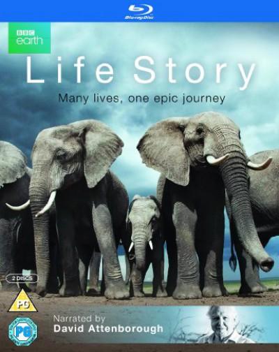 Attenborough, David - LIFE STORY