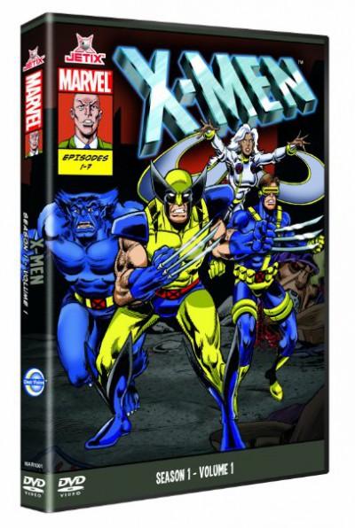 Tv Series - X-MEN S.1/1
