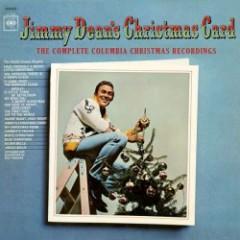 Dean, Jimmy - CHRISTMAS CARD