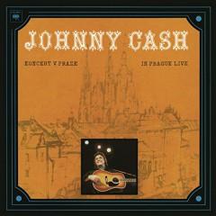 Cash, Johnny - KONCERT V PRAZE (LIVE..