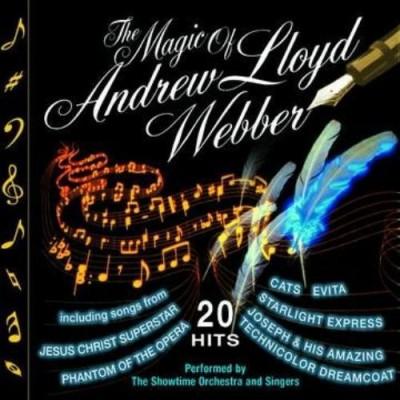 SHOWTIME ORCHESTRA - MAGIC OF A. LLOYD WEBBER