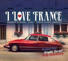 V/A - I LOVE FRANCE