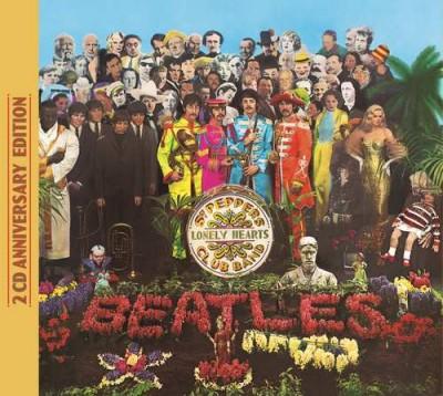 Beatles - SGT.PEPPER'S.. -ANNIVERS-