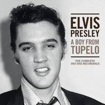 Presley, Elvis - A BOY FROM TUPELO: THE..