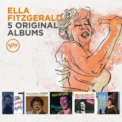 Fitzgerald, Ella - 5 ORIGINAL ALBUMS -LTD-