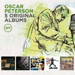 Peterson, Oscar - 5 ORIGINAL ALBUMS