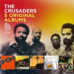 Crusaders - 5 ORIGINAL ALBUMS