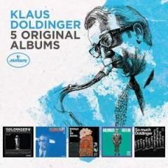 Doldinger, Klaus - 5 ORIGINAL ALBUMS