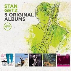 Getz, Stan - 5 ORIGINAL ALBUMS