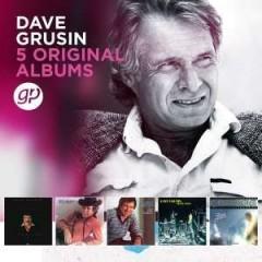 Grusin, Dave - 5 ORIGINAL ALBUMS