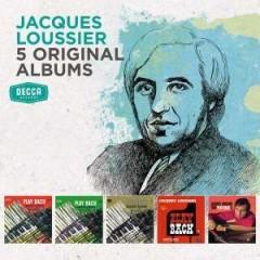 Loussier, Jacques - 5 ORIGINAL ALBUMS