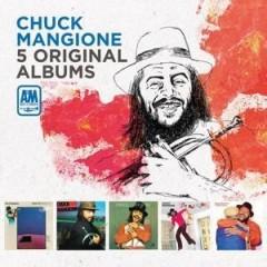 Mangione, Chuck - 5 ORIGINAL ALBUMS