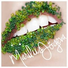 Mariliis Jõgeva - Helerohelised huuled