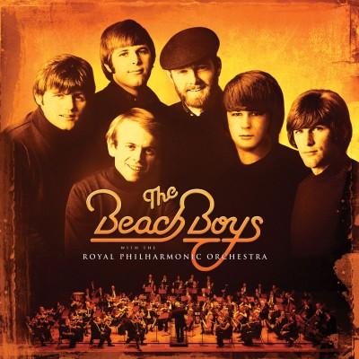 BEACH BOYS & ROYAL PHILHA - BEACH BOYS & THE ROYAL