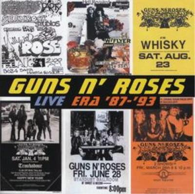 Guns N' Roses - Live: Era '87-'93