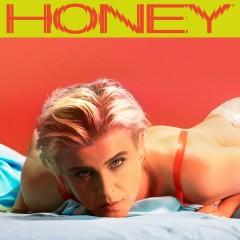 Robyn - HONEY -COLOURED-