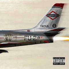 Eminem - KAMIKAZE/OLIVE GREEN VINY
