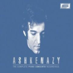 Ashkenazy, Vladimir - COMPLETE.. -CD+DVD-