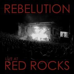 Rebelution - LIVE AT RED ROCKS-DVD+CD-