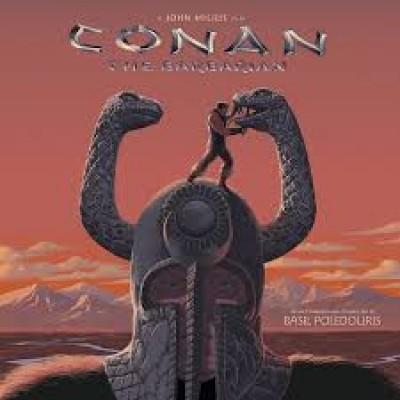 Ost - CONAN THE BARBARIAN