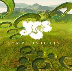 Yes - SYMPHONIC LIVE - LIVE..