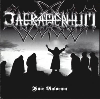 Sacramentum - FINIS MALORUM -LTD/EP-