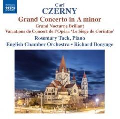 Czerny, C. - GRAND CONCERTO IN A MINOR