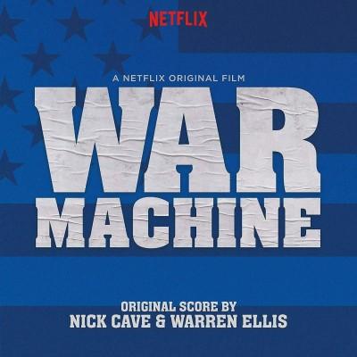 Cave, Nick & Warren Ellis - WAR MACHINE