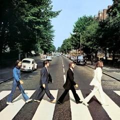 Beatles - ABBEY ROAD -PD-