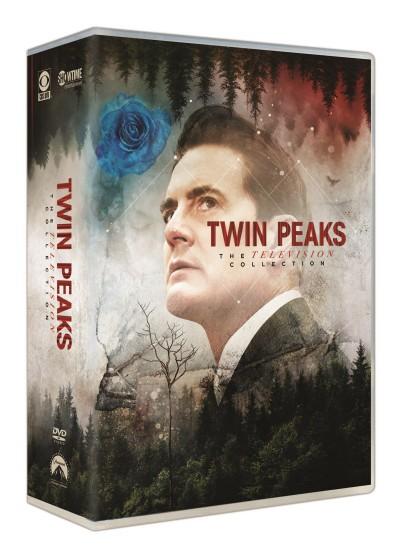 Tv Series - TWIN PEAKS - SEASON 1-3
