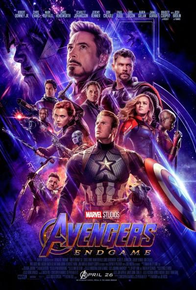 Movie - AVENGERS: ENDGAME