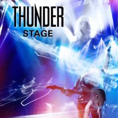Thunder - STAGE -CD+BLRY/DIGI-