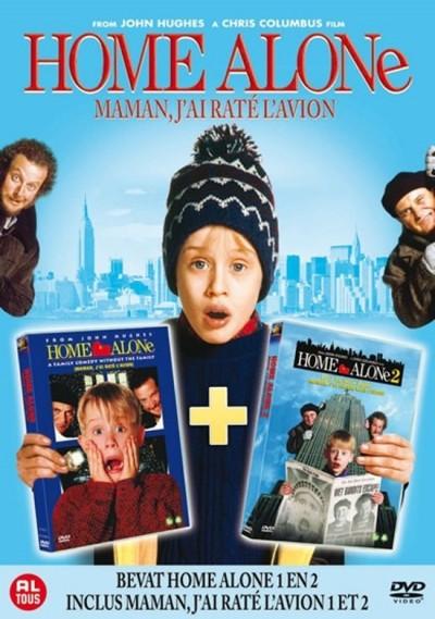 Movie - Home Alone 1&2
